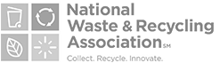 National Wast & Recycling Association Logo.