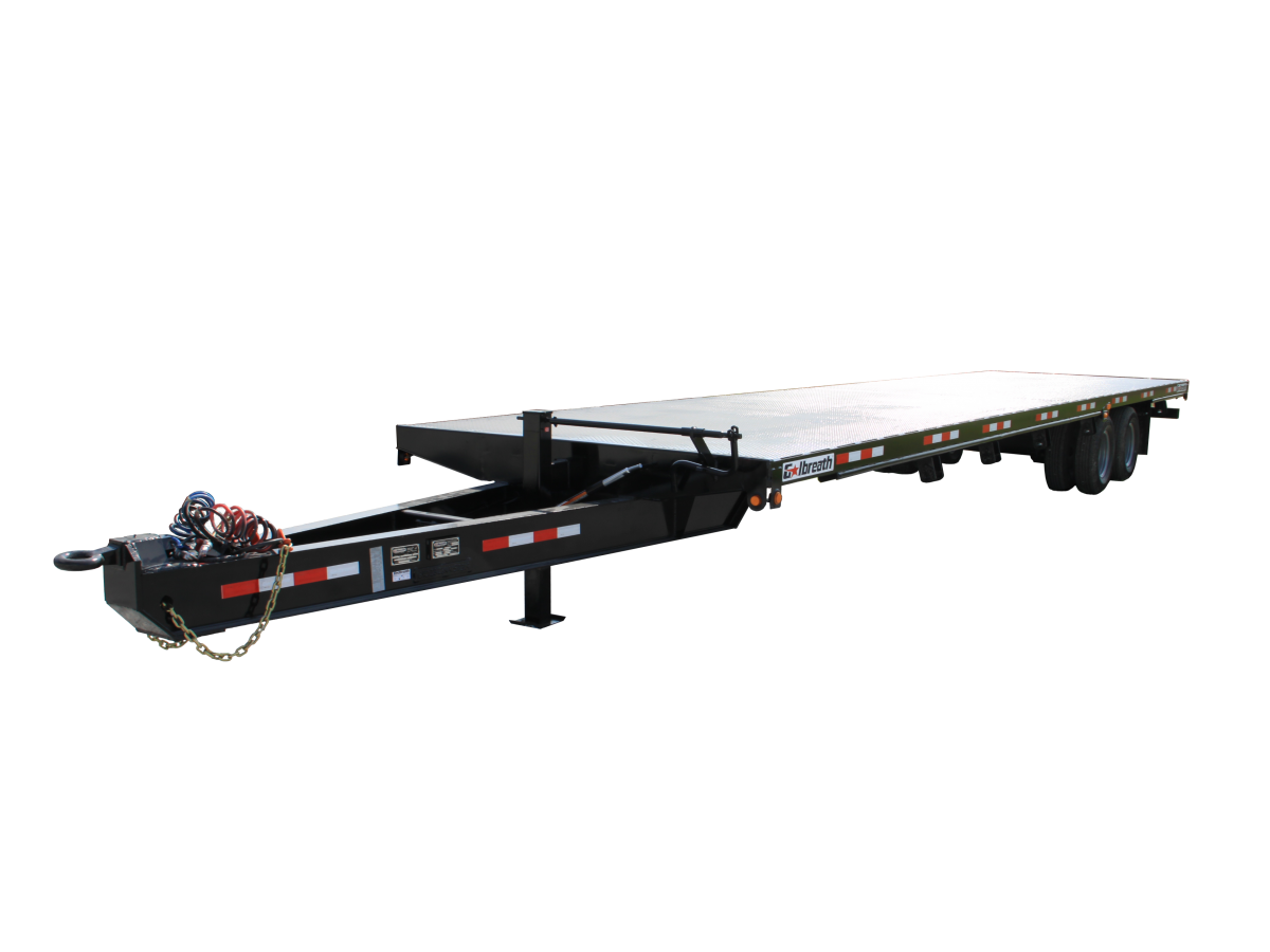 Container Delivery (CDT) Trailers